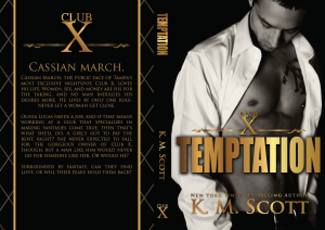 Temptation Paperback Cover