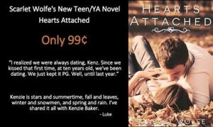 hearts attached 99 cents