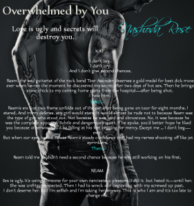 overwhelmed by you 2