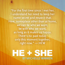 teaser he and she