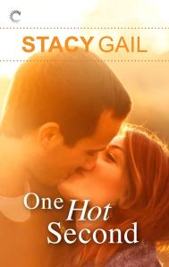 book cover one hot second