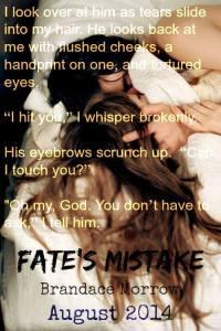 fates mistake teaser