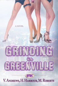 Grinding In Greenville Cover