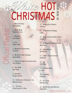 white hot christmas playlist