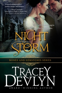 Night Storm Cover