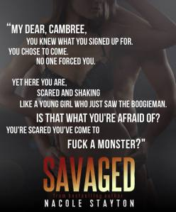 SAVAGED TRAILER
