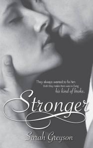 stronger cover sarah greyson