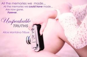 unspeakable truths teaser 1