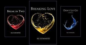 BREAKING LOVE 3 COVERS