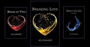 BREAKING LOVE 3 COVERS