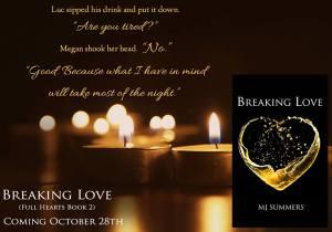 BREAKING LOVE TEASER
