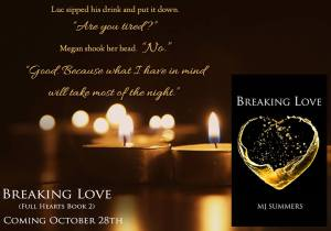 BREAKING LOVE TEASER