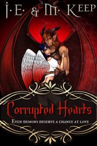 corruted heart cover