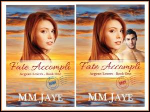 fate accompli book one cover