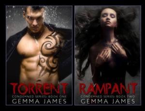 GEMMA JAMES 2 BOOK COVER