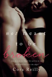 not meant to be broken cover