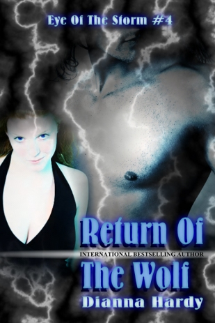 Return Of The Wolf front cover small