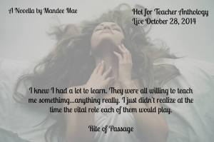 Teaser - Rite of Passage