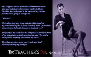 Teaser - The Teachers Pet