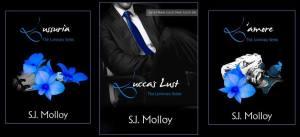 lucas lust 3 book banner