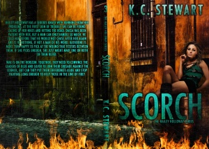 scorch full jacket