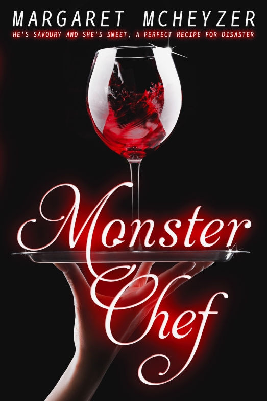 Monster Chef E-Book Cover