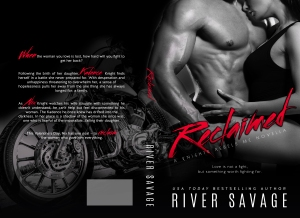 RIVER SAVAGE RECLAIMED FULL JACKET
