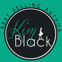 KIM BLACK BEST SELLING LOGO 3