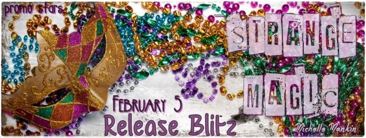 strange magic release blitz banner